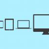 Какво е адаптивен дизайн на уеб сайт?
